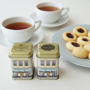 北欧紅茶 セーデルブレンドティー ミニ缶 22g ノーベル賞晩餐会 紅茶|villervalla