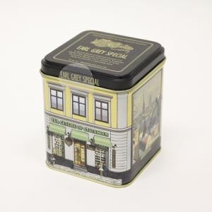 北欧紅茶 アールグレイスペシャルティー クラシック缶 (100g)茶葉 紅茶|villervalla