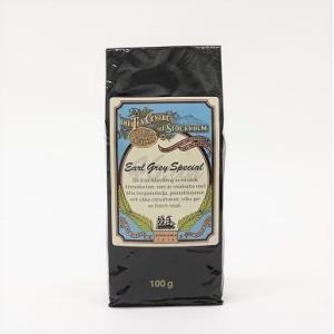 北欧紅茶 アールグレイスペシャルティー リフィル  100g 袋 茶葉 紅茶|villervalla