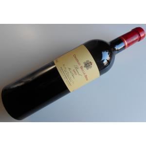 [2003]シャトー・ベル・ブリーズ ポムロルChateau Belle Brise Pomerol|vinsfinsmotohama