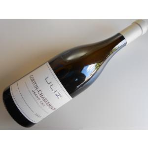 [2007]コルトン・シャルルマーニュ グランクリュ アントワン・プティプレ Corton Charlemagne Grand Cru ULIZ|vinsfinsmotohama