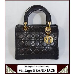 ブランド名:Christian Dior クリスチャンディオール 商品名:レディディオール 素材:レ...