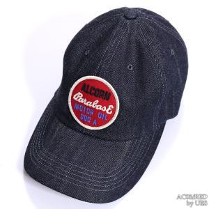 【返品不可】UES 82DC デニムキャップ DENIM BASEBALL CAP ウエス|vintage
