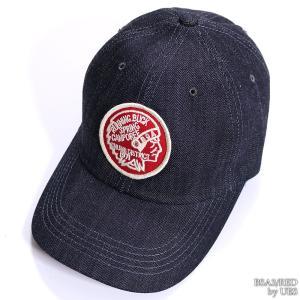 【返品不可】UES 82DC デニムキャップ DENIM BASEBALL CAP ウエス|vintage|03