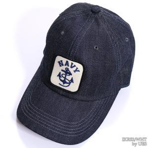 【返品不可】UES 82DC デニムキャップ DENIM BASEBALL CAP ウエス|vintage|09
