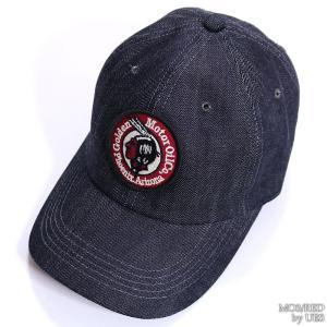 【返品不可】UES 82DC デニムキャップ DENIM BASEBALL CAP ウエス|vintage|10