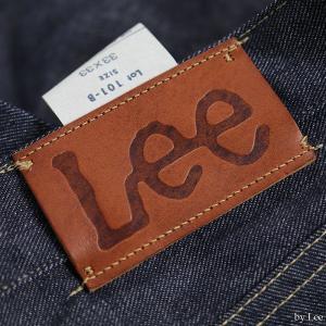 【返品不可】Lee ARCHIVES LM6401 デニムパンツ 1945s Lee Riders COWBOY PANTS 101B STRAIGHT JEANS リー・アーカイブス|vintage|08