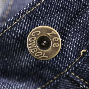 【返品不可】Lee ARCHIVES LM6401 デニムパンツ 1945s Lee Riders COWBOY PANTS 101B STRAIGHT JEANS リー・アーカイブス|vintage|09
