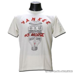 NEWGATE ATHLETICS ORC18001 プリントTシャツ ORIGINAL PRINT CREW NECK TEE SHIRT S/S BROOKLYN ニューゲートアスレチックス|vintage|02