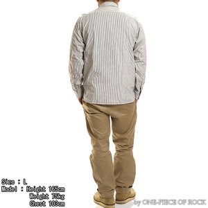 ONE-PIECE OF ROCK ORS19101 アンカースミスシャツ WORK SHIRTS L/S ANCHOR SMITH ワンピースオブロック|vintage|09