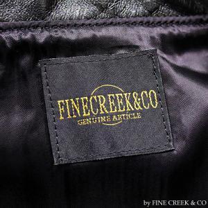 FINE CREEK & CO ACJK002 イーキンス LEATHER JACKET EKINS BIG SIZE ファインクリーク・アンド・コー|vintage|06