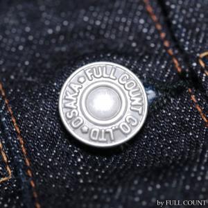 【返品不可】FULLCOUNT 2812W デニムジャケット Gジャン 15.5oz. DENIM JACKET 2nd MODEL DOUBLE FLAP POCKET TIGHT FIT HEAVY OZ フルカウント|vintage|05