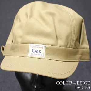 【返品不可】ウエス 82DBC デリバリーボーイキャップ Delivery boy cap UES|vintage