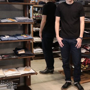 【返品不可】UES 65RR ラマヤーナポケット付きノーマルTシャツ RAMAYANA CREW NECK POCKET TEE SHIRT S/S ウエス|vintage