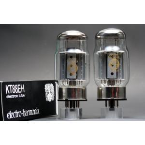 KT88 EH 2本マッチ 低パワー 真空管HX21