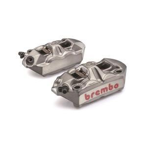 バイク ブレーキ ブレンボ ラジアルマウント モノブロックキャリパー キャストモデル 左右セット 108mm|vio0009
