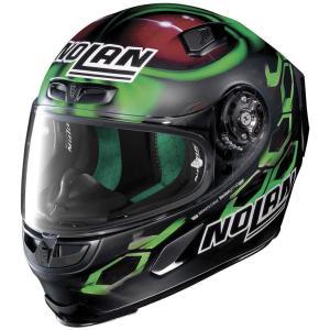 バイク ヘルメット フルフェイス ノラン / X-ライト X-803 エネア・バスティアニーニ レプリカ|vio0009