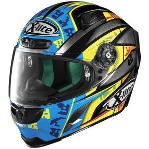 バイク ヘルメット フルフェイス ノラン / X-ライト X-803 レオン・キャミア レプリカ|vio0009