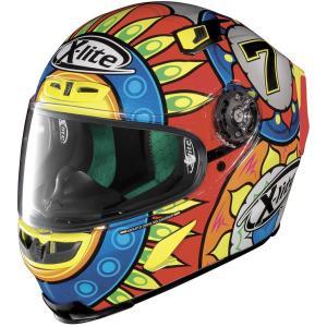 バイク ヘルメット フルフェイス ノラン / X-ライト X-803 チャズ・デイビス レプリカ|vio0009
