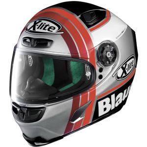 バイク ヘルメット フルフェイス ノラン / X-ライト X-803 ミケーレ・ピロ レプリカ|vio0009