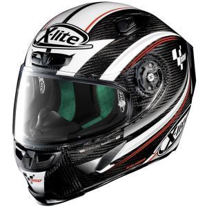 バイク ヘルメット フルフェイス ノラン / X-ライト X-803 ウルトラカーボン モトGP オフィシャル デザイン|vio0009