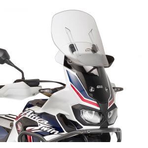 バイク スクリーン ホンダ アフリカツイン CRF1000L GIVI社製 スライド式 スクリーン|vio0009