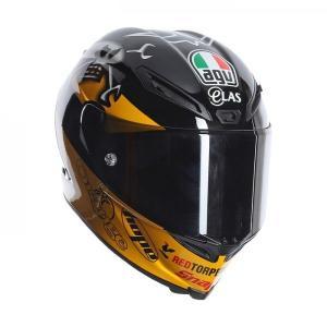 バイク ヘルメット フルフェイス AGV コルサ / コルサR ガイ・マーティン レプリカ|vio0009