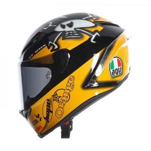 バイク ヘルメット フルフェイス AGV コルサ / コルサR ガイ・マーティン レプリカ|vio0009|05