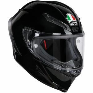バイク ヘルメット フルフェイス AGV コルサR ブラック|vio0009