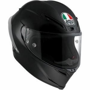 バイク ヘルメット フルフェイス AGV コルサR ブラック ツヤ消し|vio0009