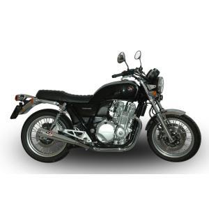 バイク マフラー QDエキゾースト マックスコーン メガホン スリップオン システム  ホンダ CB1100 -2014|vio0009