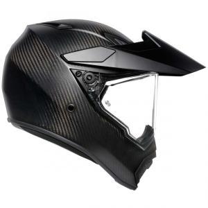 バイク オフロードヘルメット フルフェイス AGV AX-9 マットカーボン vio0009 02