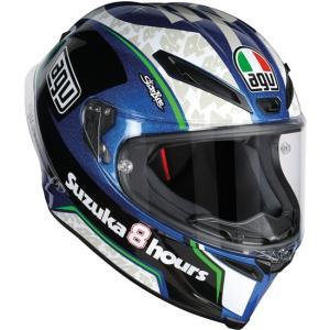 バイク ヘルメット フルフェイス AGV コルサ-R ポル・エスパロガロ スズカ レプリカ|vio0009
