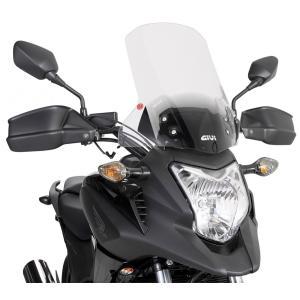 バイク スクリーン ホンダ NC750X -2015/ NC700X GIVI社製 ラージ スクリーン|vio0009