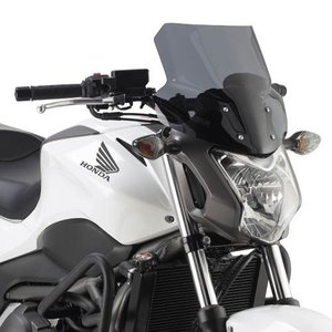 バイク スクリーン ホンダ NC750S / NC700S GIVI社製 スモーク スクリーン|vio0009