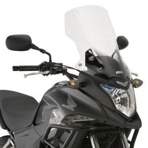 バイク スクリーン GIVI ホンダ 400X / CB500X ジヴィ ラージ スクリーン|vio0009