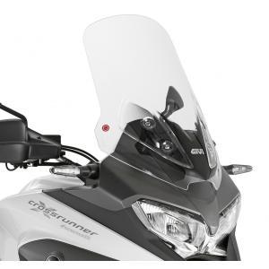バイク スクリーン ホンダ クロスランナー 2015-  GIVI社製 ラージ スクリーン|vio0009
