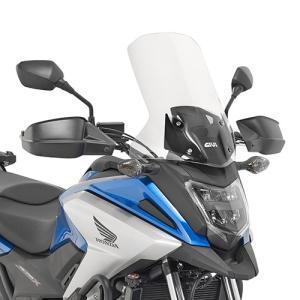 バイク スクリーン ホンダ NC750X 2016-17 GIVI社製 ラージ スクリーン|vio0009