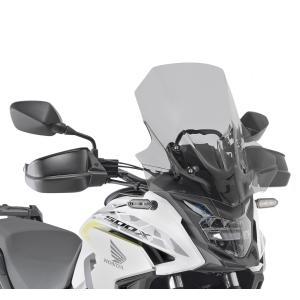 バイク スクリーン GIVI ホンダ 400X / CB500X ジヴィ ライトスモーク スクリーン 2019- モデル適合|vio0009
