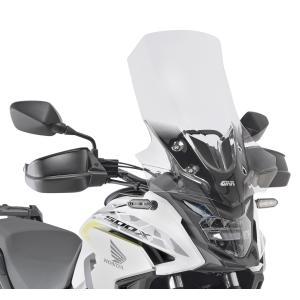 バイク スクリーン GIVI ホンダ 400X / CB500X ジヴィ ラージ スクリーン 2019- モデル適合|vio0009