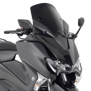 バイク スクリーン ヤマハ T-Max530 2015- GIVI社製 スポーツバイザー|vio0009