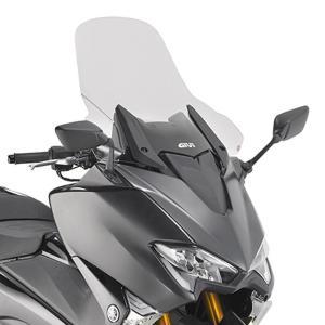 バイク スクリーン ヤマハ T-Max530 2017- GIVI社製 ラージスクリーン|vio0009