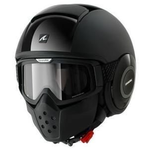 バイク ヘルメット フルフェイス シャーク Drak ドラク デュアルブラック|vio0009