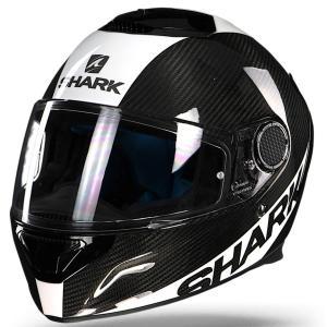 バイク ヘルメット フルフェイス シャーク スパルタン カーボン / ホワイト|vio0009