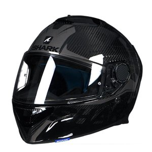 バイク ヘルメット フルフェイス シャーク スパルタン カーボン クリフ /グレー|vio0009