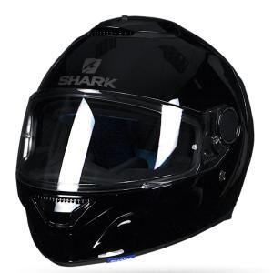 バイク ヘルメット フルフェイス シャーク スパルタン ブラック|vio0009