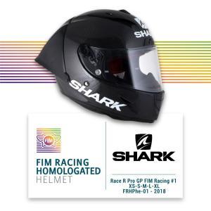 バイク ヘルメット フルフェイス カーボン シャーク レースR-プロ GP FIM ホモロゲーションモデル|vio0009