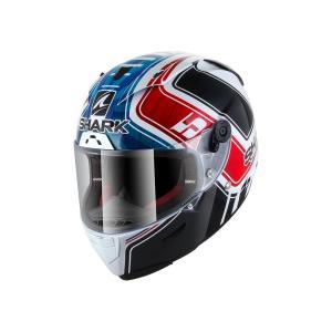 バイク ヘルメット フルフェイス シャーク レースR-プロ ヨハン・ザルコ レプリカ フランスGP|vio0009
