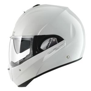 バイク ヘルメット フルフェイス シャーク エボライン ホワイト|vio0009