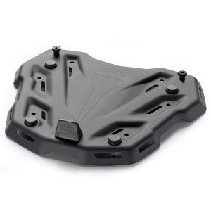 バイク バッグ リアケース  GIVI M9B トレッカーラック モノキー専用 プレート ブラック|vio0009